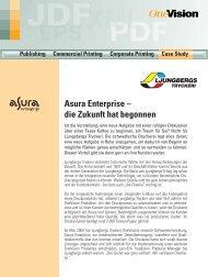 Asura Enterprise – die Zukunft hat begonnen - OneVision