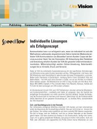 VVA Kommunikation, Deutschland - OneVision