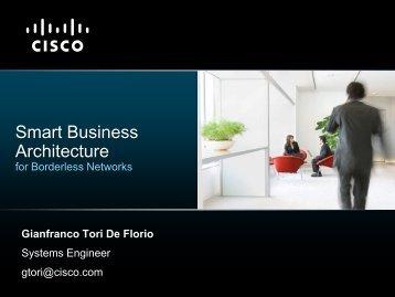 Smart Business Architecture: Foundation - Ongei