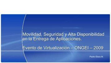 Virtualize - Ongei