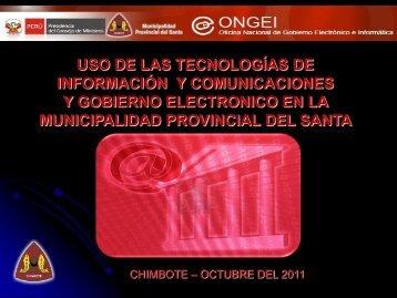 """""""La Computadora Personal"""" - Ongei"""