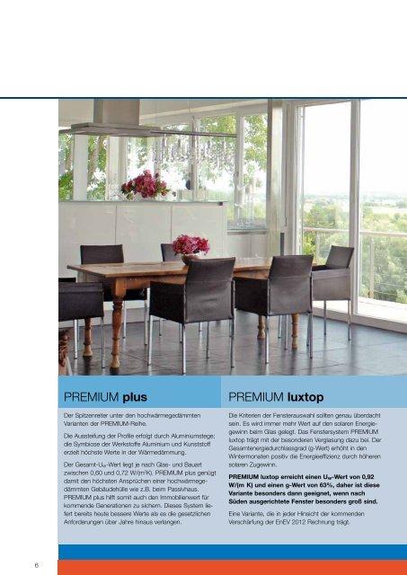 PREMIuM - banko fensterbau