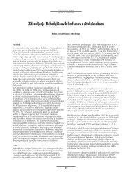 Zdravljenje Nehodgkinovih limfomov z ... - Onkološki inštitut