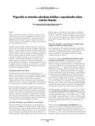 Priporočila za sistemsko zdravljenje bolnikov z ... - Onkološki inštitut