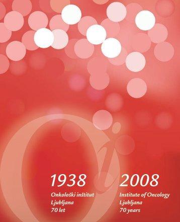 70 let OI - Onkološki inštitut