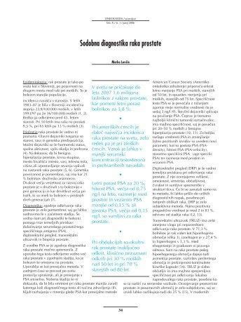 Sodobna diagnostika raka prostate (.pdf, 580 kB)