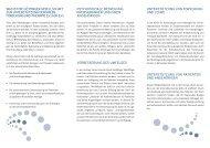 GUK Flyer - Hämatologie und Onkologie