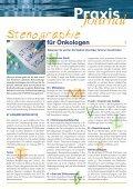 Ausgabe 7 / 2007 - Hämatologisch-Onkologische Schwerpunktpraxis - Page 7