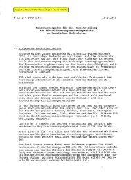 W 11 5 - 980/0295 Rahmenkonzeption für die Bereitstellung von ...