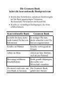 Die Grameen Bank – ein imitierbares Modell? - Seite 3
