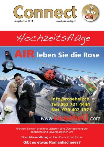 Connect Magazin Mai 2014