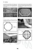 Montage-Anleitung Pavillon de luxe - onlineshop-baumarkt - Seite 5