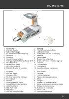 Handleiding DUO Flash-Cell - 4,6 V Schroefmachine - Seite 3