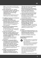 Handleiding GATOR Mini-Reciprozaag - Page 5