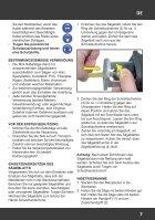 Handleiding GATOR Mini-Reciprozaag - Page 7