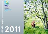 A bfallkalender 2011 - Online-Zeitung-Die Zeitung für NRW