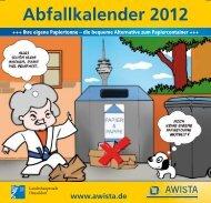 Abfuhrplan - Online-Zeitung-Die Zeitung für NRW