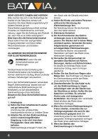 Handleiding T-RAXX - Invalzaag 1400 watt - Page 6