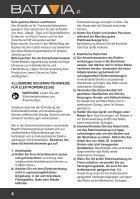 Handleiding Rotosander - Driehoekschuurmachine met verstelbare Schuurkop - Page 4
