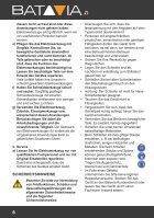 Handleiding Rotosander - Driehoekschuurmachine met verstelbare Schuurkop - Page 6