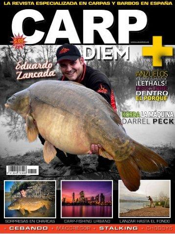 CARPdiem Magazine Primavera 2014 Android y Internet Version