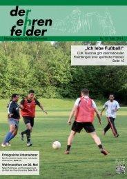 """Der Ehrenfelder """"Ich lebe Fußball!"""""""