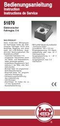 51070/Umbruch Anl. 2-fb. - Champex-Linden