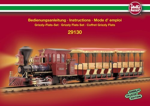 Bedienungsanleitung · Instructions · Mode d ... - Champex-Linden