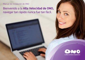 Si has contratado Internet y NO estas en Castilla y León ... - Ono