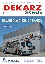 Fachowy Dekarz & Cieśla 2/2014