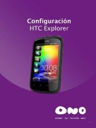 HTC Explorer - Ono