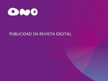 Descarga dossier - Ono