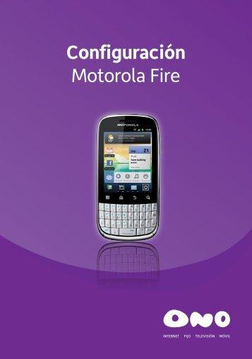 Motorola Fire F1 - Ono