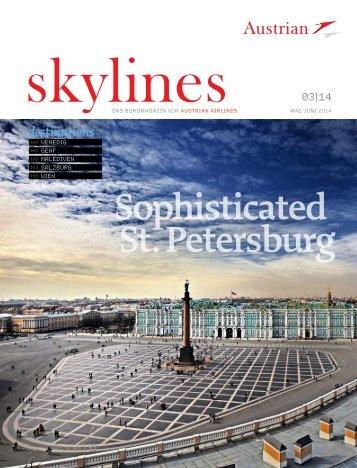 Skylines 03|14