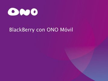 Diapositiva 1 - Ono