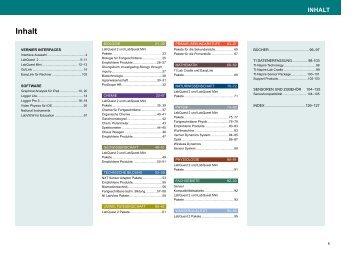 Vernier 2014 Katalog Deutsch