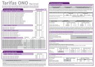 Fibra Óptica - Ono