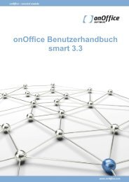 onOffice Benutzerhandbuch smart 3.3 - onOffice Software