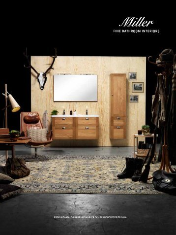 Badrumsmöbler och tillbehör - Millerbadrum 2014