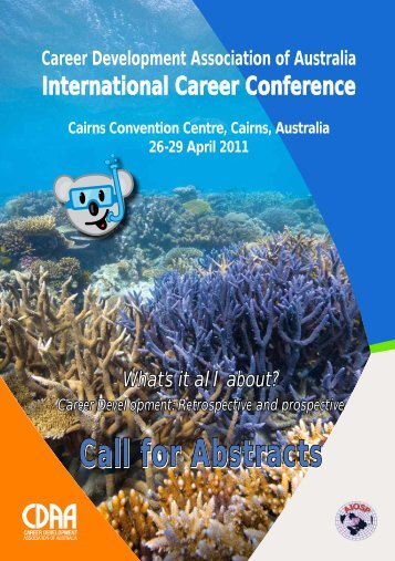 download the Call for Abstracts - Onqconferences.com.au