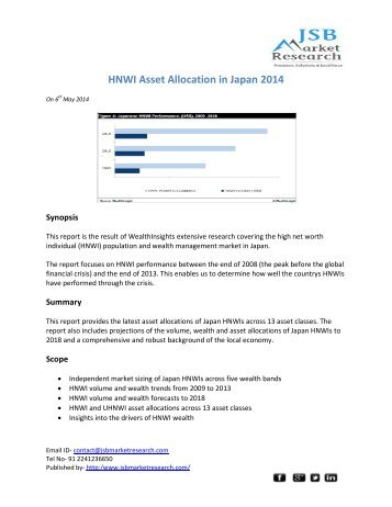 sweden hnwi asset allocation The world wealth report and asia-pacific wealth report from capgemini is the industry recognized benchmark for wealth management asset allocation hnwi wealth.