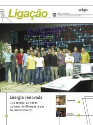 Energia renovada - ONS