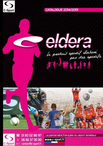 Eldera 2014-2015 : C-Sport.fr