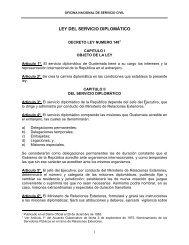 LEY ORGANICA DEL SERVI CIO - onsec
