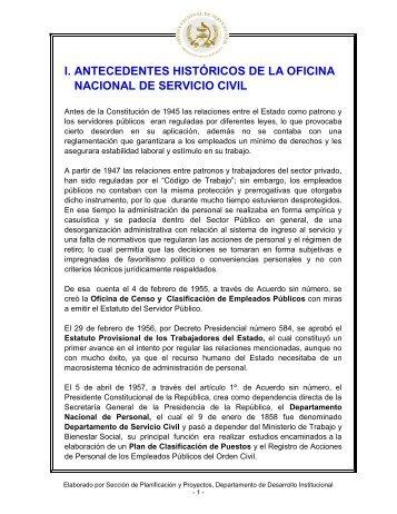 Antecedentes historicos historia de anna for Origen de las oficinas