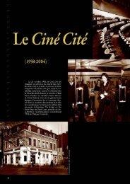 Le Ciné Cité - Ons Stad