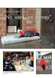 """No work, no money"" - Ons Stad"