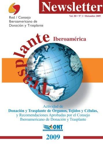 00. PORTADA NEWSLETTER - Organización Nacional de Trasplantes