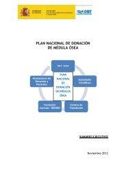 plan nacional de donación de médula ósea - Organización Nacional ...