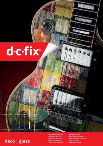 Catálogo Comercial - Deco-fix